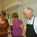 Richard, Dineke en Katja